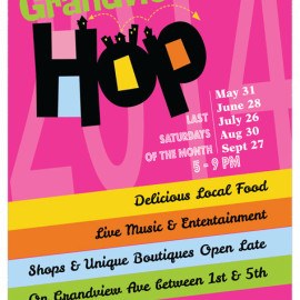 This Summer's Grandview Hop
