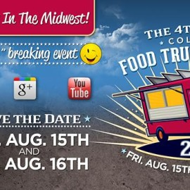 Columbus Food Truck Festival- Aug 15 & 16