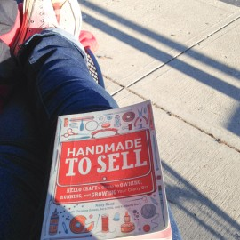 Book Review: Handmade to Sell