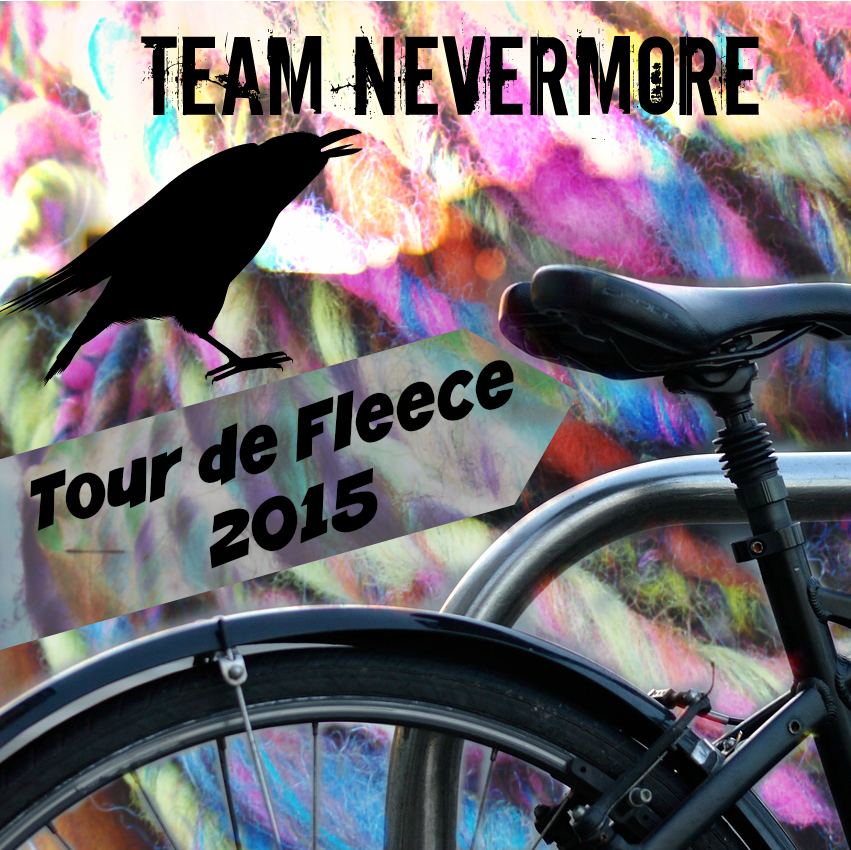 Tour de Fleece- 2015