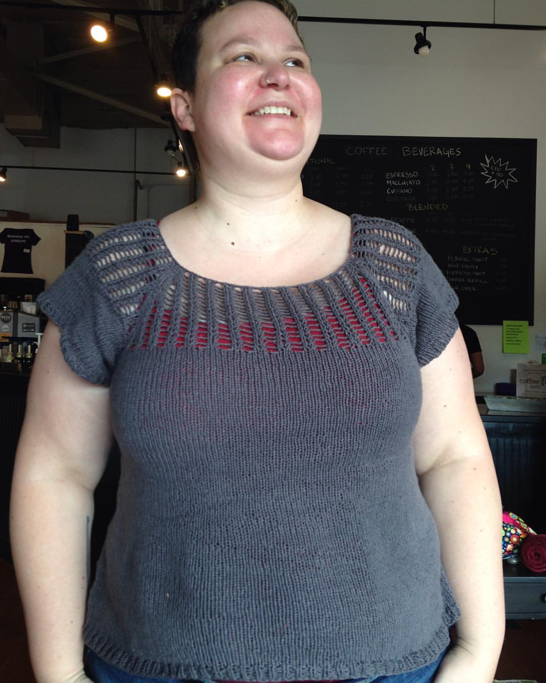 Pattern Review: Gemini Pullover