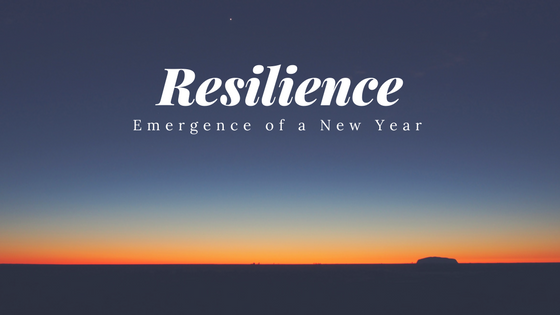 Resilience: Emergence of  a New Year